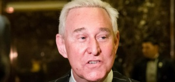 Donald Trump commuted Roger Stone's 40-month prison sentence for obstruction