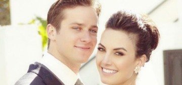 Armie Hammer & Elizabeth Chambers are divorcing after a decade of marriage