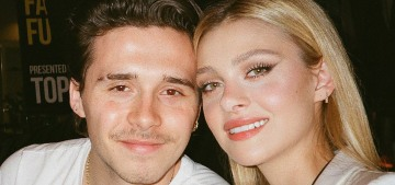 Brooklyn Beckham, 21, is engaged to his girlfriend of seven months, Nicola Peltz, 25