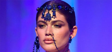 Valentina Sampaio becomes Sports Illustrated's first transgender swimsuit model