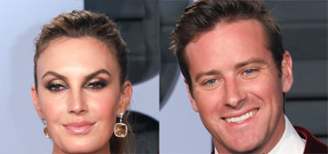 Armie Hammer & Elizabeth 'have been having trouble… for quite a while'