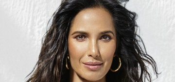 Padma Lakshmi got 'really pissed' at her doctors after her endometriosis surgery