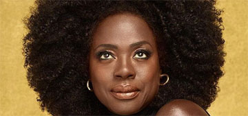 Viola Davis covers Vanity Fair: 'As women, when you speak up, you're labeled a bitch'