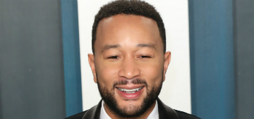 John Legend says he cheated in earlier relationships: you're happier with one person