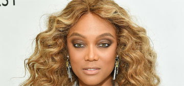 Tyra Banks is replacing Tom Bergeron and Erin Andrews as host of DWTS