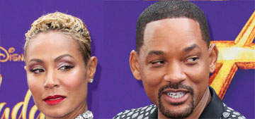 Will Smith 'felt more of the pressure' to make his marriage with Jada work