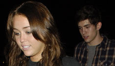 Miley Cyrus is probably dating both Liam Hemsworth & Carter Jenkins