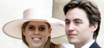 Princess Beatrice quietly married Edoardo Mapelli Mozzi this morning in Windsor