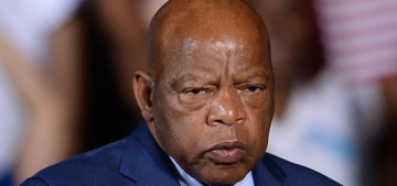 Civil Rights icon John Lewis passed away at the age of 80