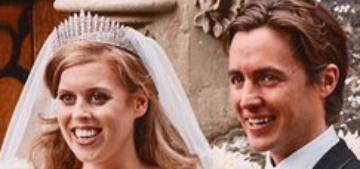 Princess Beatrice & Edoardo Mapelli Mozzi's wedding portraits are here