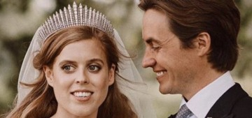 Princess Beatrice's wedding reception involved glamping pods & an Indian tent