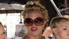 Britney Spears isn't into Jason Trawick, still wants Adnan Ghalib
