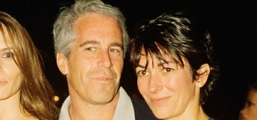 Ghislaine Maxwell believes Jeffrey Epstein was murdered, she's probably right