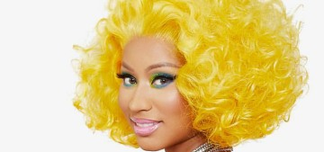 Nicki Minaj is expecting her first child with husband Kenneth Petty