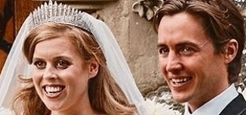 Princess Beatrice is the first royal in years to not have a Welsh gold wedding band