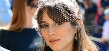 Troian Bellisario: Figuring out what to wear to the Sussex wedding was a 'nightmare'