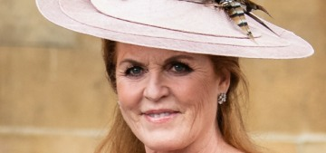 Sarah Ferguson finally got to say something about Princess Beatrice's wedding