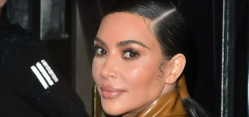 Kim Kardashian 'has been meeting with lawyers to explore divorce'