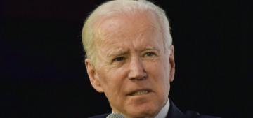 Joe Biden: Donald Trump is 'the first racist' to be elected president