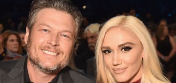 Blake Shelton on his lockdown with Gwen Stefani: 'We make biscuits, fish, sing…'