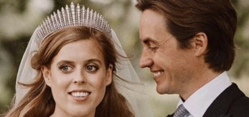Princess Beatrice 'can't wait to have kids of her own,' she wants to get preg 'very soon'