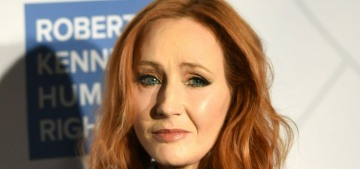 JK Rowling sued a kids' website for talking about cancel culture & her transphobia