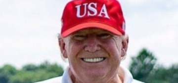 Donald Trump went golfing with Brett Favre this weekend while the pandemic raged