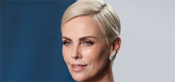 Charlize Theron had to do 6 weeks more car training for Italian Job than the men