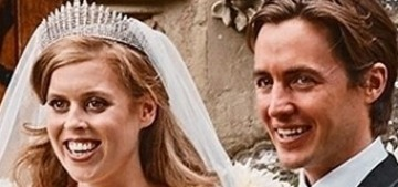 Princess Beatrice & Edoardo went on a 'small honeymoon in France'