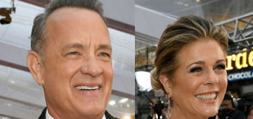 Tom Hanks and Rita Wilson were granted Greek citizenship: jealous?