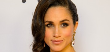 DM: Duchess Meghan used to be an actress & she set up pap strolls, omg