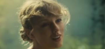 Taylor Swift's 'folklore' seems light on blind-item snake drama, right?