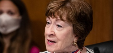 """""""The Lincoln Project is going after 'Trump stooge' Susan Collins"""" links"""