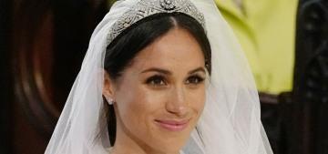 Duchess Meghan's wedding-tiara drama was between Harry & Angela Kelly
