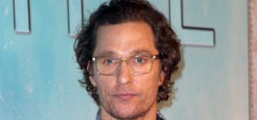 Matthew McConaughey has a memoir coming out: will it make sense?