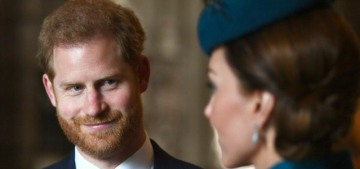 Prince Harry was tired of being the 'gooseberry' to Prince William & Kate