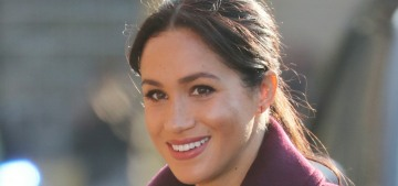 Duchess Meghan donates $10K to Migrateful, a charity about cooking & refugees