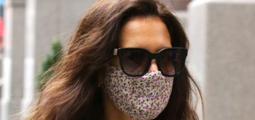 Katie Holmes: 'This time of quarantine has been such a lesson'