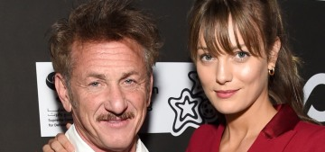 Sean Penn, 59, has married his girlfriend of four years, 28-yr-old Leila George