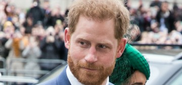 Courtiers: Prince Harry 'would be welcomed back… but he would have to return alone'