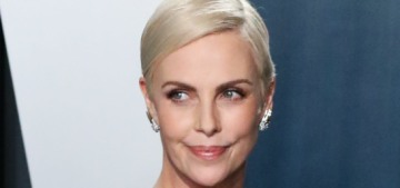 Charlize Theron's daughters think that she 'needs a boyfriend,' she shut them down