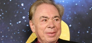 Andrew Lloyd Webber on the 'Cats' movie: 'The whole thing was ridiculous'