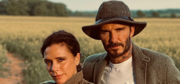 Victoria and David Beckham are angering their neighbors in the country