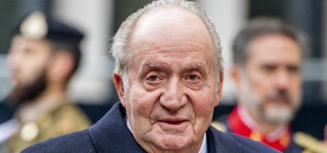 Spain's former king Juan Carlos is now living in exile because of his shady finances