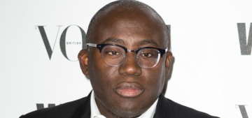 Edward Enninful on the attacks on Duchess Meg: 'I wouldn't just blame it on racism'