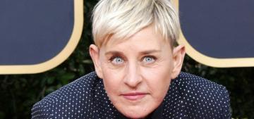 Ellen DeGeneres believes that 'it's a privilege to work for her & be around her'