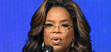 Oprah confirms existence of white privilege, much to the dismay of salty white folks