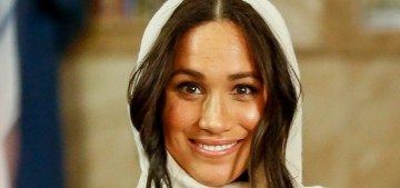 Duchess Meghan's friends won't be named by the Daily Mail… for now