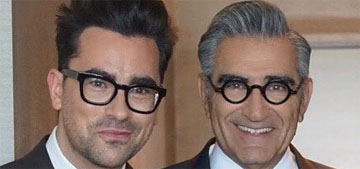 Dan Levy: We have 15 Emmy noms when we can't attend, that's very Schitt's Creek