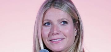 Gwyneth Paltrow's skincare pro-tip: wear your night cream as day cream